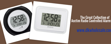 Get the Amazing Features of Acctim Radio Controlled Alarm Clock at an Affordable Price