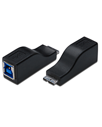 USB 3.0 Adaptor Micro B Male to B Female