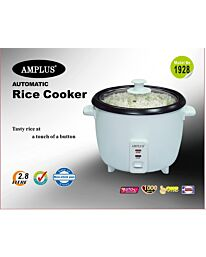 Amplus 2.8lt Automatic Rice Cooker 1000w