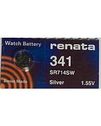 Renata 341 Watch Battery (10 Pack)