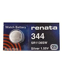 Renata 344 Watch Battery (10 Pack)