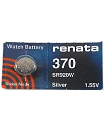Renata 370 Watch Battery (10 Pack)