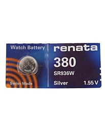 Renata 380 Watch Battery (10 Pack)