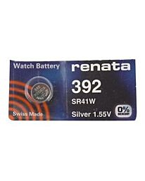 Renata 392 Watch Battery (10 Pack)