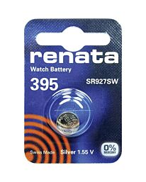 Renata 395 Watch Battery (10 Pack)