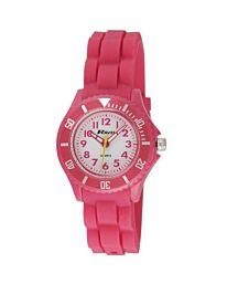 Ravel boy girl Sports Silicon Sports Watch Pink R1802.5