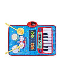 2 In 1 Keyboard & Drum Kit Playmat