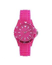 Reflex Ladies Rubber Sports strap watch  pink SR007