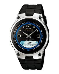 Casio Men's Dual Dial AW-82-1AVDF Watch