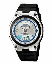 Casio Men's Dual Dial AW-82-7AVDF Watch