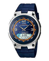 Casio Men's Dual Dial AW-82-2AVDF Watch