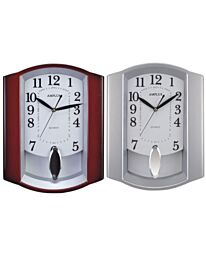 Amplus Pendulum Rectangle Wall Clock PW016