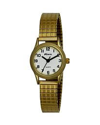 Ravel Ladies GOLD / WHITE DIAL watch R0201.02.2S