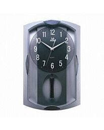 PW061 Amplus Wall Clock with Sweep Movement