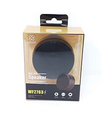 WOOX WF2763 Mini Bluetooth Speaker with FM & TF Card Black