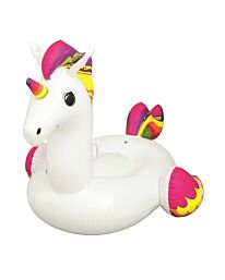 Bestway Unicorn Supersize Ride-On - BW41113