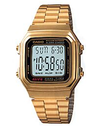 Casio A178WGA-1ADF Mens Digital Watch