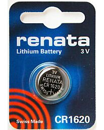 Renata CR1620 Watch Battery (10 Pack)