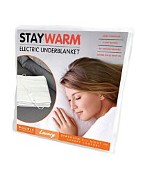 STAYWARM Double Size Underblanket (Luxury) - (120 x 107cm)
