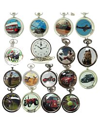 Boxx Picture Pocket watch  P5061