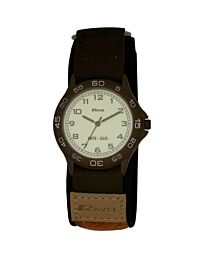 Ravel Boys Nite-Glo Watch Brown R1705.4