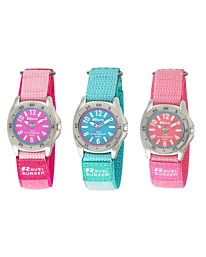 Ravel Girls Velcro Surfer 5ATM Watch R5-13