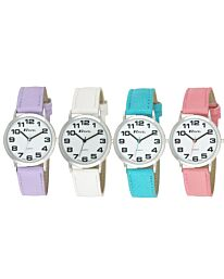 Ravel Ladies Classic faux leather Strap Watch - Small R0105.13L