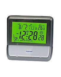 LCD Alarm Clock With Automatic Light Sensor RD119