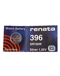 Renata 396 Watch Battery (10 Pack)