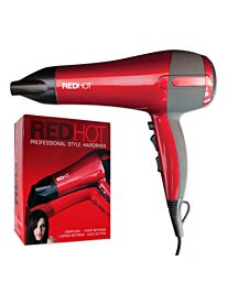 RedHot Professional Style HairDryer