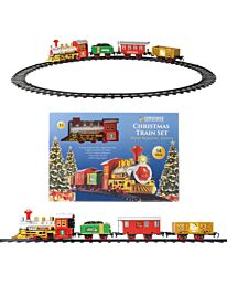 Deluxe Train set with Realistic Sound