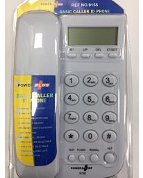Powerplus Caller ID phone