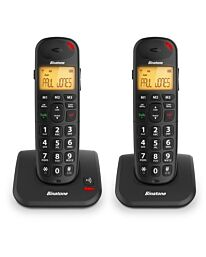 Binatone Big Button Speakeasy 3805 Big Dect Phone With Up To 10Hrs Talk Time 6049