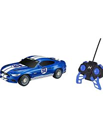 Toy State 1:20 Scale Street Car Radio Controlled- Ford Mustang GT