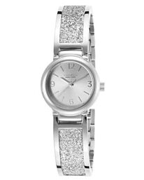 Caravelle Ladies Fashion Stainless Steel Glitz Bracelet Watch 43L181