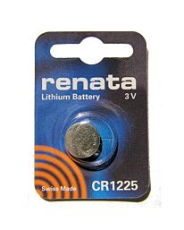 RENATA CR1225 LITHIUM BATTERIES  (1pc only)