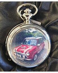 Boxx Picture Pocket watch Red Mini P5061.15