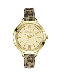 Caravelle Ladies New York Carla Watch 44L161