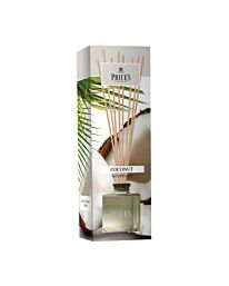 Price's Candles Fragrance Collection Reed Diffuser –  Coconut PRD010449