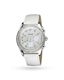 Ladies Accurist Accurist Womens Multi Function Chronograph Watch LS410W