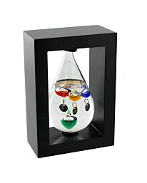 Wm. Widdop Teardrop Galileo Thermometer
