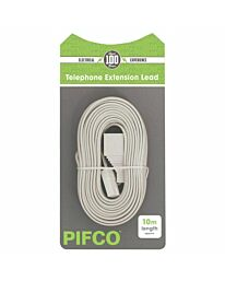 Pifco 15m Telephone Extension Lead