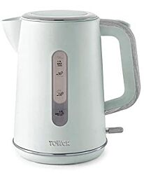 Tower Scandi Kettle with Rapid 1.7 Litre3 kW Sage Green - T10037GRN