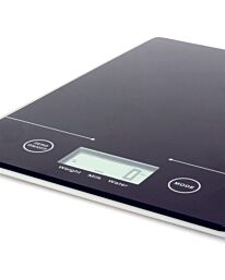 Sabichi Digital 5kg Kitchen Scale- Black