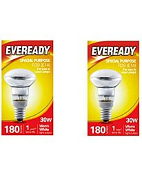 Eveready R39 30w SES Spot Lamp 180 Lumens (Pack of 10)