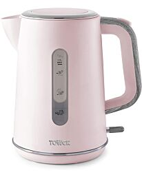 Tower Scandi Kettle with Rapid 1.7 Litre3 kW Marshmallow Pink- T10037PNK