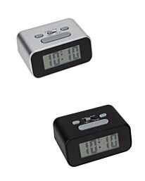 5130 WM WIDDOP® Digital Alarm Clock with LED Lights Available Multiple Colour