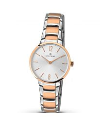 Accurist Women's Fashion Classic Leather Watch 8103