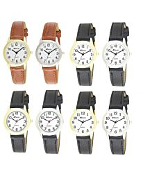 Ravel Women's Classic Leather Strap Watch R0132LC