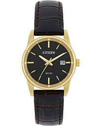 CITIZEN ECO-DRIVE LADIES' STRAP EU6002-01E